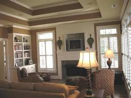how to paint tray ceilings with color home decorating u0026 design