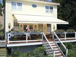 Side Awnings House Awnings Retractable Sun Awnings For Houses Sun Awnings For