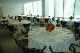 the modern private dining rooms of new york city