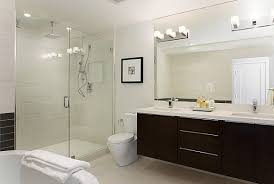 White Bathroom Lights Charming Contemporary Bathroom Lighting Modern Within Inspirations