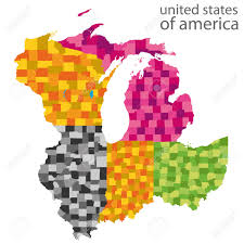 Us Map Michigan by Usa Rail Pass Lets Explore Amtrak Amtrak Routes Stations Train