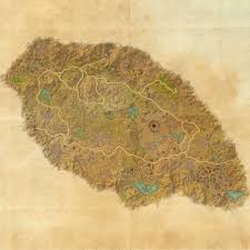 Bal Foyen Treasure Map Tes Online Map Of Craglorn