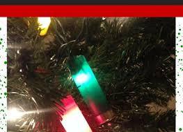 shotgun shell christmas lights shotgun shell christmas lights on christmas tree stock photo triachnid