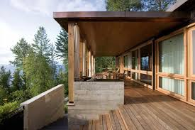 Modern Home Design Charlotte Nc Modern Front Deck Home U0026 Gardens Geek