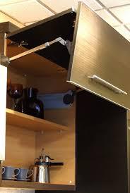 Cabinet Door Lift Systems Aventos Hf Bi Fold Lift System For Cabinet Doors Lift Systems