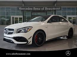 mercedes a 45 amg 4matic 2018 mercedes 45 amg coupe coupe in beaumont