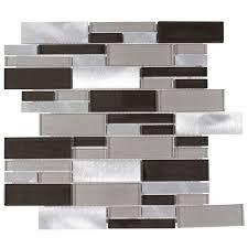 metal wall tiles kitchen backsplash 87 best back splash images on wall tiles basement
