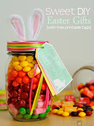 easter gifts 2 sweet diy easter gift ideas with printable tags