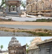 Pushpagiri Temple Complex