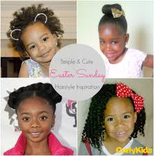 simple and cute easter sunday hairstyle inspiration curlykids