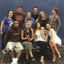 one tree hill cast members enjoy a reunion in montreal daily mail