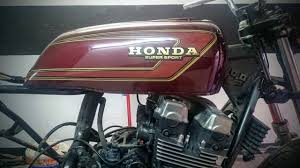 deposito honda super sport honda cb 750 three stones cycles