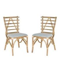 Safavieh Bistro Chairs French Bistro Chair In Navy And Ecru London Living Kitchen