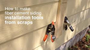 cemplank vs hardie how to make fiber cement siding installation tools from scraps
