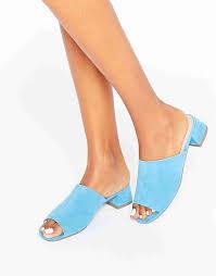 Mule Sandals Asos Fiddle Mule Sandals