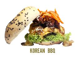 Backyard Burgers Bb Korean Barbecue Burger Backyard Burgers