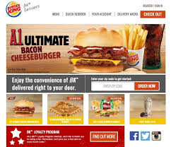 siege burger king what a whopper burger king launches home delivery service in uk