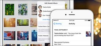 vacation photo albums how to create shared and collaborative photo albums on your iphone