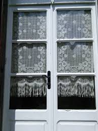 Cream Lace Net Curtains 220 Best French Vintage Curtains Images On Pinterest French