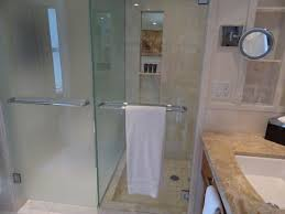 toilet room with privacy door and shower  Picture of The Ritz