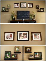 Tv Wall Decoration For Living Room Tips For Decorating Around The Tv Thrifty Decor Chick Thrifty