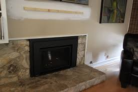 hooking electrical to mid century modern fireplace insert mid