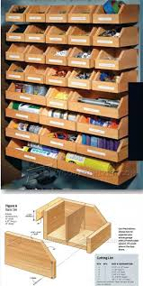 Woodworking Projects Garage Storage by Best 25 Shop Storage Ideas On Pinterest Shop Organization Shop