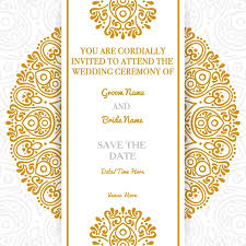 wedding ceremony card make wedding ceremony invitation card