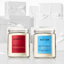 home fragrance candles wallflowers bath works