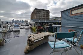 Airbnb Seattle Houseboat Rutabaga Root Vegetable Houseboats