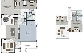 2 storey house plans nz bedroom and living room image collections