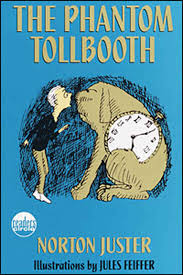 Phantom Tollbooth Map Morning Monday Book Review Of The Phantom Tollbooth By Norton