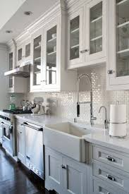 white leaded glass kitchen cabinets 30 gorgeous kitchen cabinets for an interior decor
