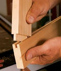 Mortise And Tenon Cabinet Doors How To Cut Tenons On The Tablesaw With A Dado Set Finewoodworking