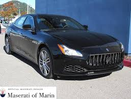 maserati quattroporte 2012 new maserati quattroporte in san francisco bay area inventory