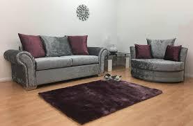 Chesterfield Sofa Bed Uk by Rose Velvet Chesterfield Hi 5 Home Furniture