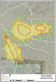 Dayton Ohio Map Dayton Releases Revised Water Protection Proposal Draft Wyso