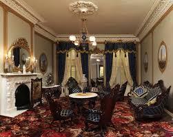 Table Salon Design Interiors Design Renaissance Interior Design Style