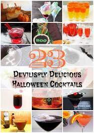 23 devishly delicious cocktails for halloween whether you u0027re