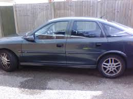 vauxhall vectra 1 8 x reg 2000 still for sale in weymouth