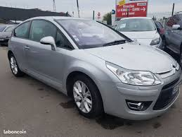 used citroen c4 coupe vts hdi your second hand cars ads