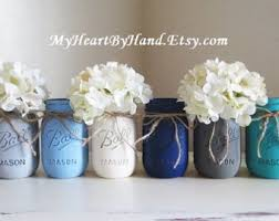 jar baby shower centerpieces baby shower vases etsy