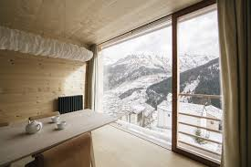 vacation homes zumthor vacation homes leis switzerland plansmatter