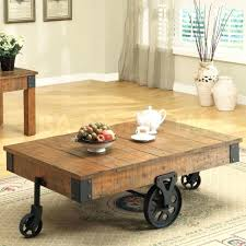 side table on casters side table side table wheels coffee tables small with on lack