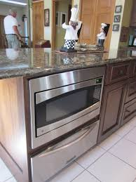 kitchen cabinet microwave built in cabinet microwave built in cabinet ovens with trim kit for
