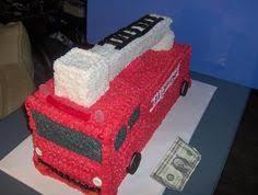 fire truck cake buttercream my cakes pinterest fire truck