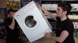how to open a washing machine door that u0027s stuck closed youtube