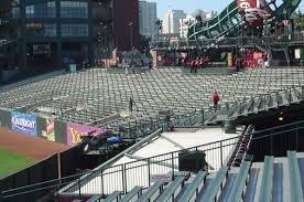 Stadium Bench At U0026t Park Bleacher Portfolio Dant Clayton