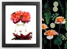 Justina Blakeney by Jojotastic Face The Foliage By Justina Blakeney