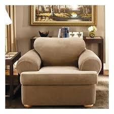 2 Piece Stretch Sofa Slipcover Stretch Grid Slipcover Sofa 2 Piece T Cushion 2 Piece T Cushion
